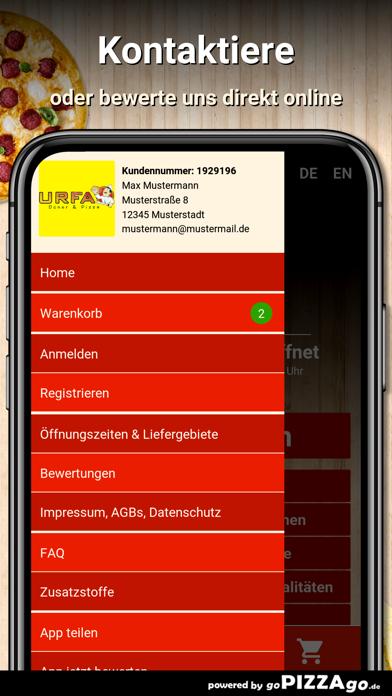 Urfa Döner Bochum screenshot 3