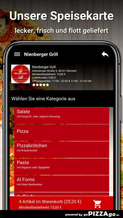 Nienberger Grill Münster screenshot 4