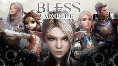 定番アプリのBLESS MOBILE