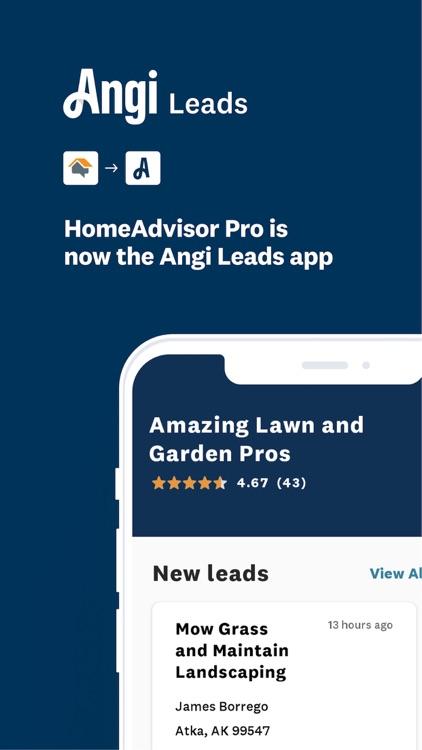 Angi Pro Leads
