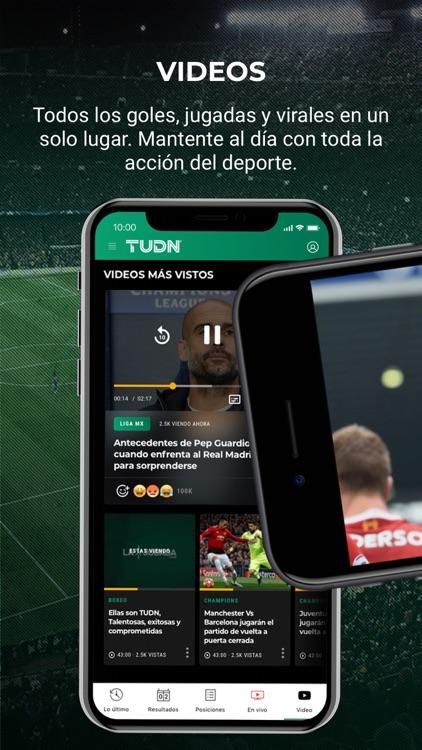 TUDN: TU Deportes Network screenshot-8