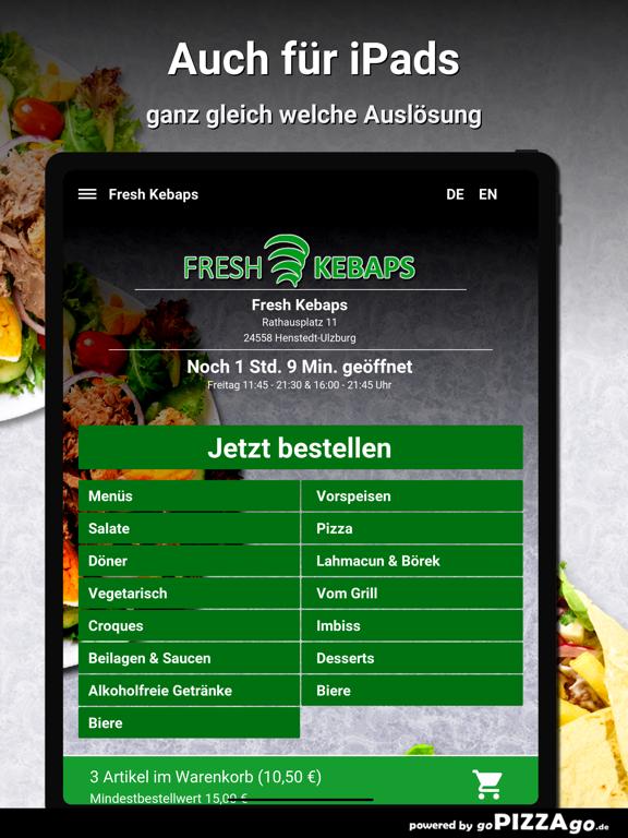 Fresh Kebaps Henstedt-Ulzburg screenshot 7
