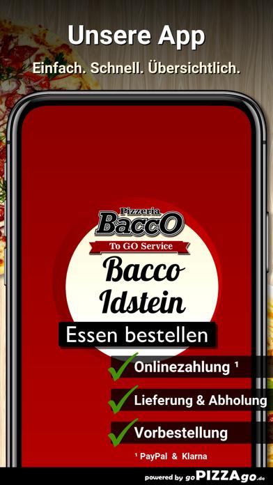 Pizzeria Bacco Idstein screenshot 1