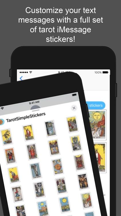 Tarot Simple: Cards & Readings screenshot-7