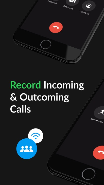 Call Recorder for iPhone. screenshot-3