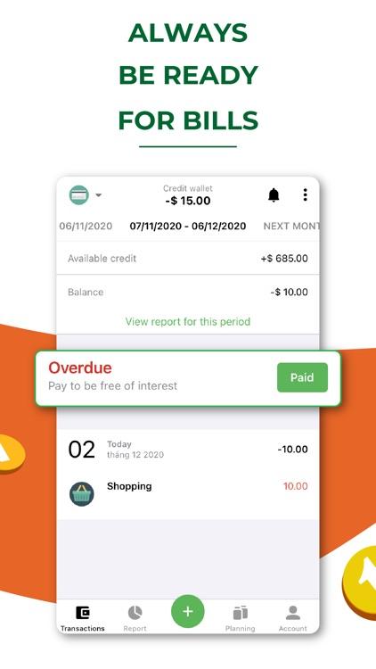 Money Lover: Expense Manager screenshot-6