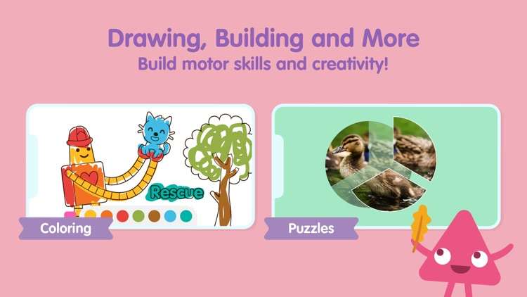 Sago Mini School (Kids 2-5) screenshot-3