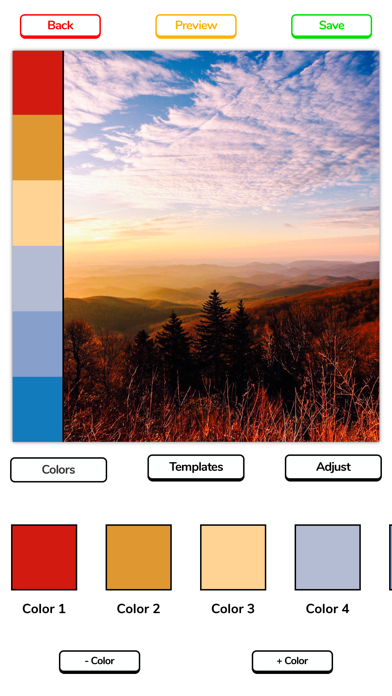 ColorPalette: Swatch Maker screenshot 4