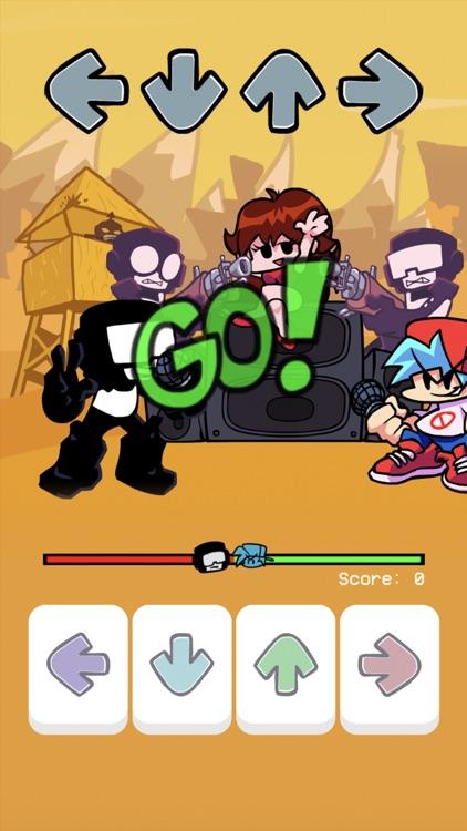 FNF Tankman- Music rhythm game
