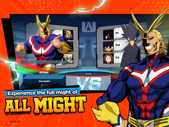 MHA: The Strongest Hero screenshot 8