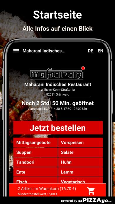 Maharani Grünwald screenshot 2