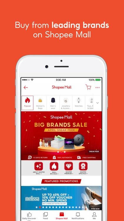 Shopee: #1 Online Platform screenshot-4