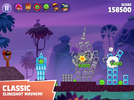 Angry Birds Reloaded screenshot 7