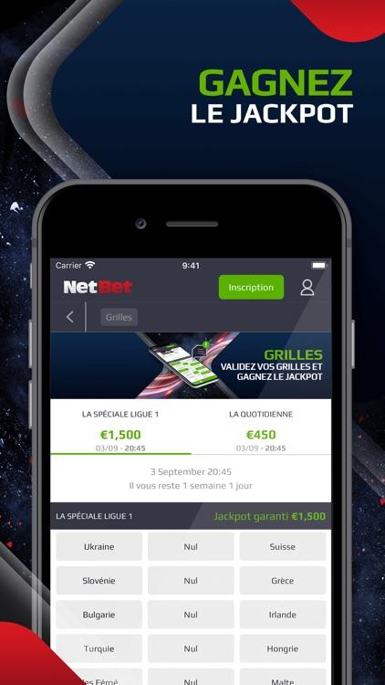 NetBet Sport FR screenshot-4