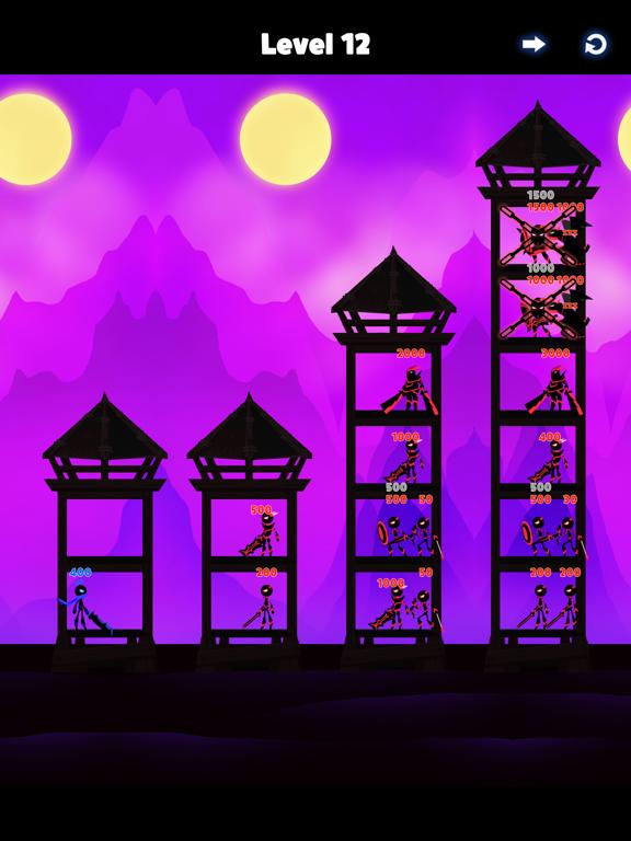 Hero Castle War: タワーアタックのおすすめ画像3