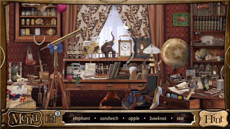 Hidden Objects Sherlock Holmes screenshot-5