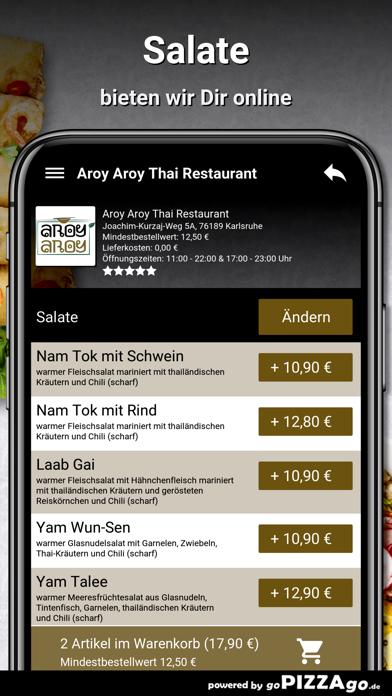 Aroy Aroy Karlsruhe screenshot 5