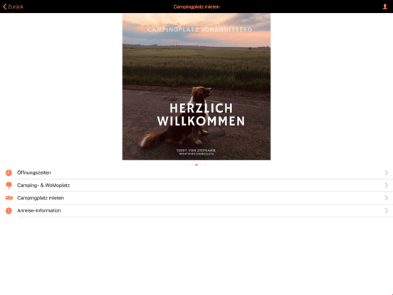Campingplatz Johannisberg screenshot 9