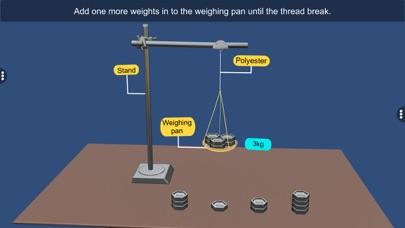 Strengths of Fibres screenshot 4
