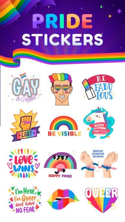 Pride: Stickers