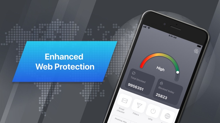 Protected Phone: web security