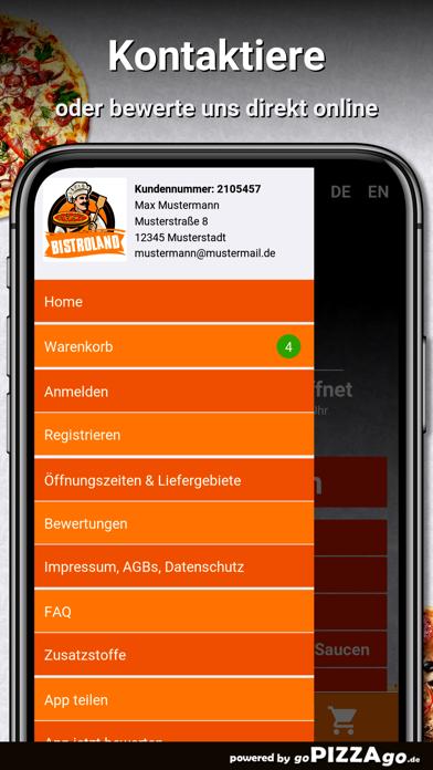 Bistroland Cloppenburg screenshot 3