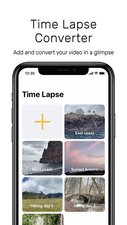 Time Lapse video converter