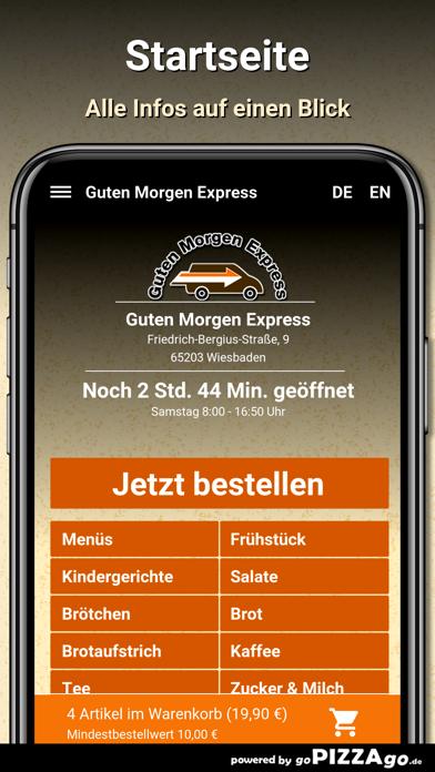 Guten Morgen Express Wiesbaden screenshot 2
