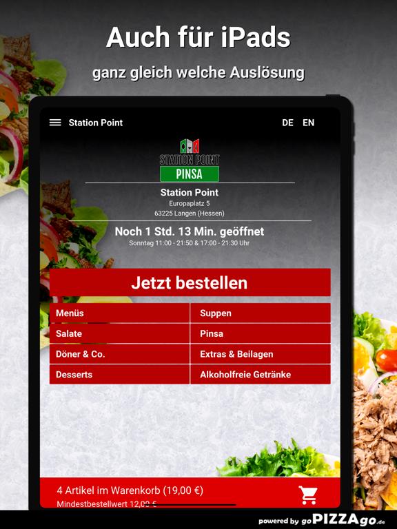 Station Point Langen (Hessen) screenshot 7