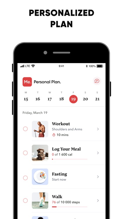 BetterMe: Home Workouts & Diet