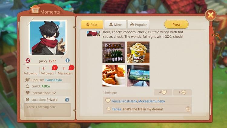 Guardians of Cloudia screenshot-6