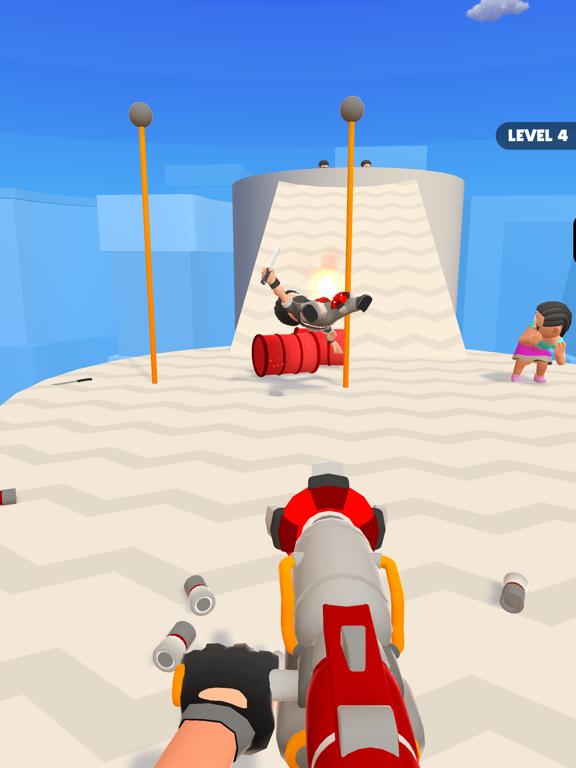 Booster Gun screenshot 11