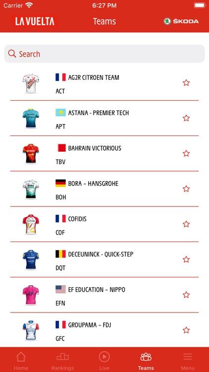 La Vuelta21 presented by ŠKODA screenshot-3