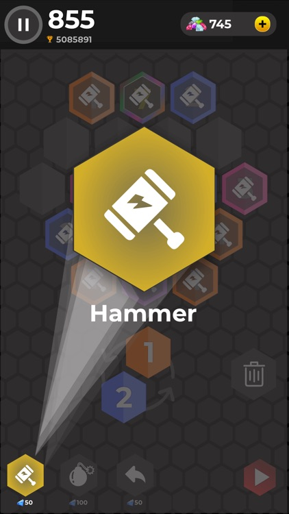 X7 Blocks - Merge Puzzle screenshot-5
