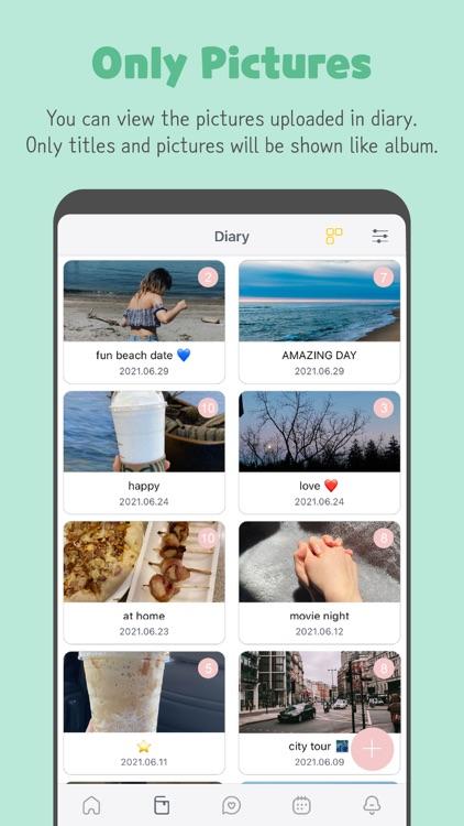 LuvDiary - Couple relationship screenshot-5