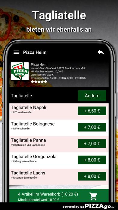 Pizza Heim Frankfurt am Main screenshot 6
