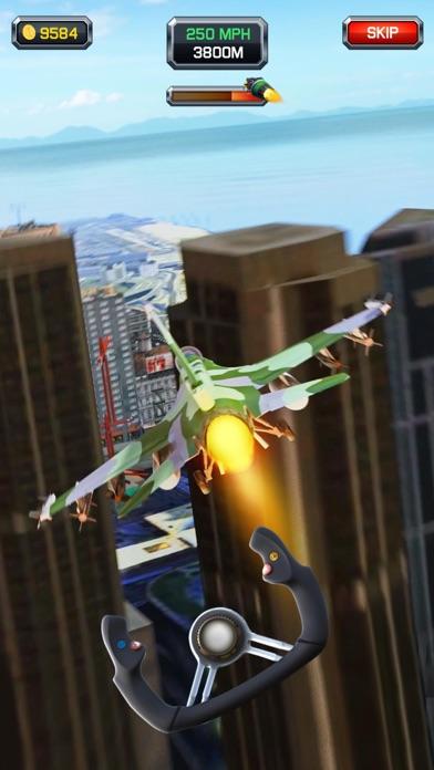 Crazy Plane Landing screenshot 6