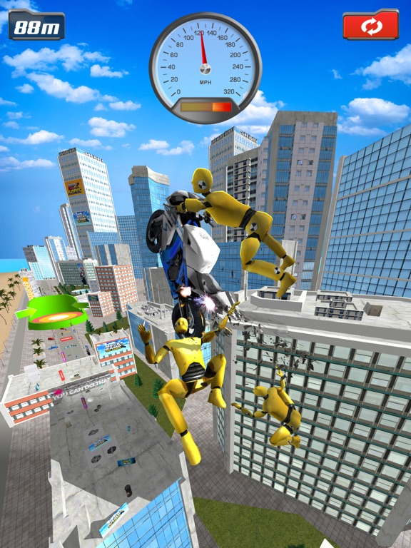 Ramp Bike Jumping screenshot 9