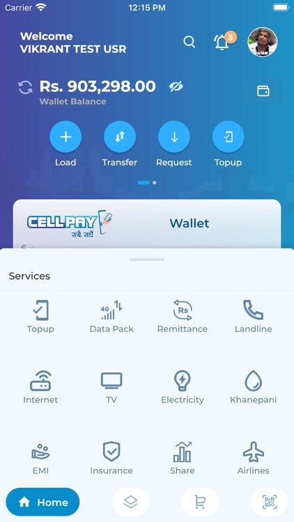 CellPay screenshot-3