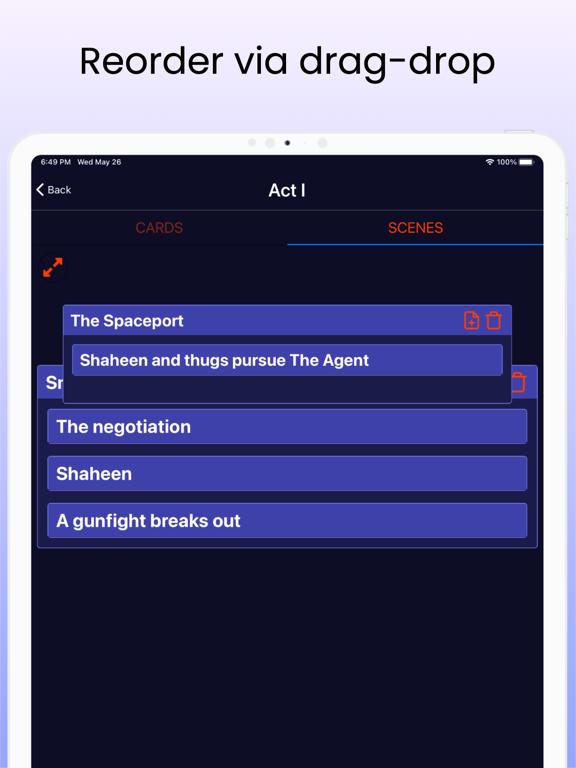 VanguCards screenshot 14