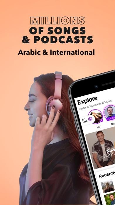 Anghami: Play Music & Podcastsのおすすめ画像1