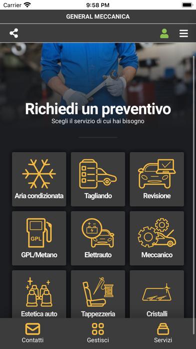 General Meccanica Screenshot