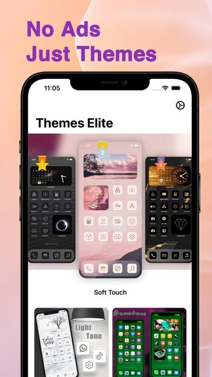 ThemesElite: App Icons & Theme