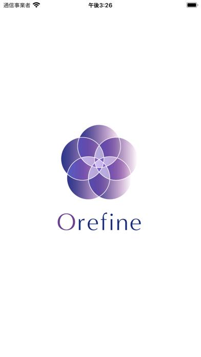 Orefine紹介画像1