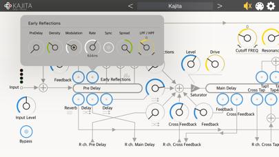Kajita - AUv3 Plugin Effect紹介画像7