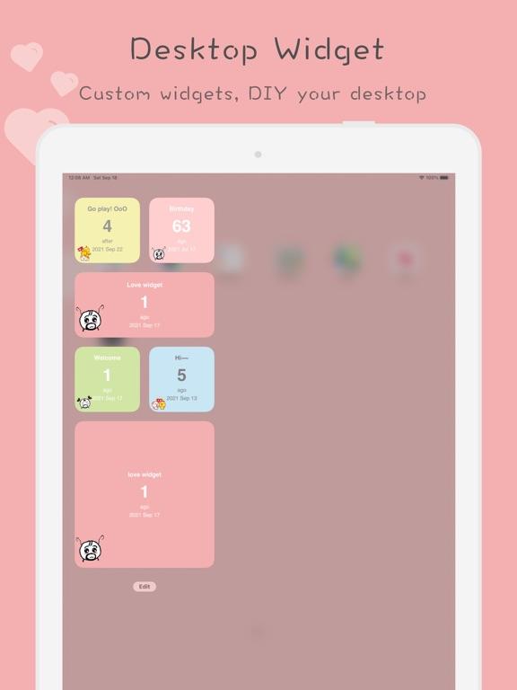 Date Countdown-My Love screenshot 5