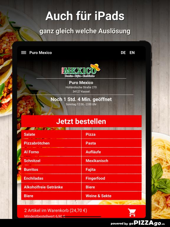 Puro Mexico Kassel screenshot 7