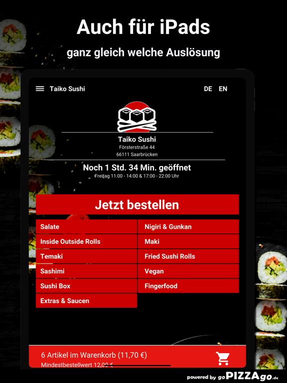 Taiko Sushi Saarbrücken screenshot 7