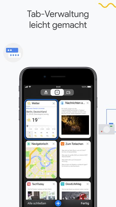 Google ChromeScreenshot von 4