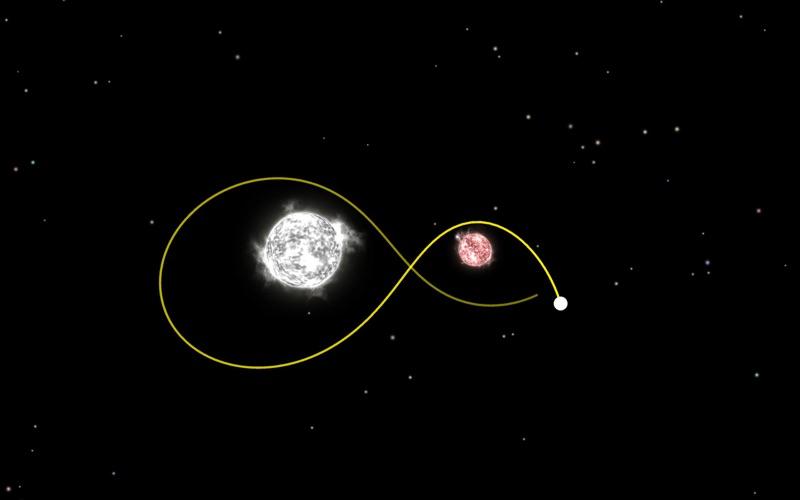 Planet Gravity - PhysicalOrbit screenshot 3